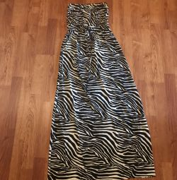 Lovely zebra dress