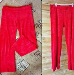 pantaloni de sport dimensiunea 46-48 guma înainte