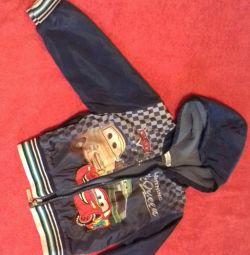Windbreaker b / y good condition