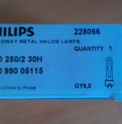 Lamps Philips MSD 250/2