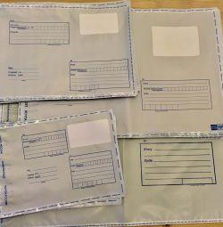 posta zarfları