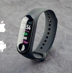 Smart watch iTracker + iWatch watch as a gift!