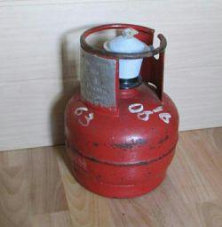 Μειωτήρας αερίου για κύλινδρο