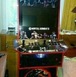 Arcade Mortal Kombat-X Hyperspin 2019