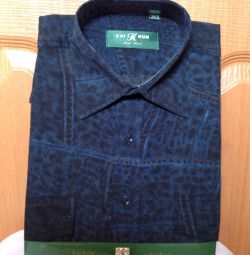 New shirt 39 collar
