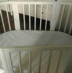 Comfort Baby Cot