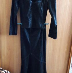 Two-piece suit 44-46 size