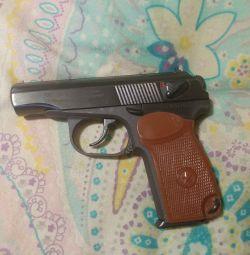 Пістолет стартовий мр 371