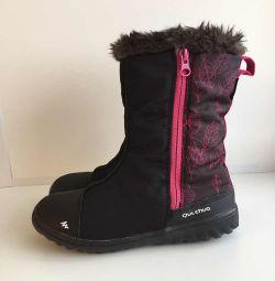 Χειμερινές μπότες Quechua, μέγεθος 34