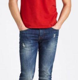 Yeni Guess Jeans pp 44-54 kot pantolon