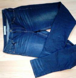 ACİL YÜKSEK Rise Jeans