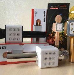 Karaoke μικρόφωνο Micgeek Handheld KTV Q10