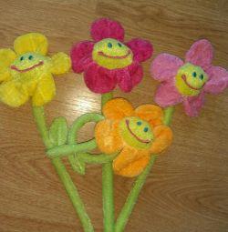 Flori de plus
