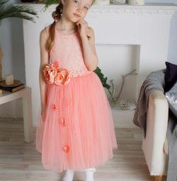 Φόρεμα παιωνία