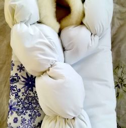 WINTER Envelope for NEWBORN RETRIEVAL