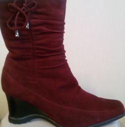 Half boots winter Respect, r-39 (38)