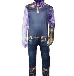 Costumul de carnaval al lui Titan Thanos, Răzbunători