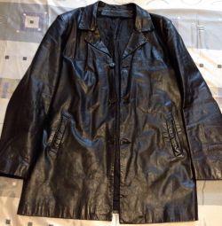 Шкіряна куртка, піджак 56-58