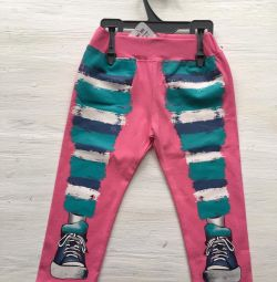 Παιδικά παντελόνια με ετικέτα