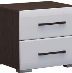 Bedside table 1 pc.