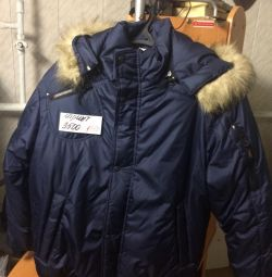 Down jacket 50% discount