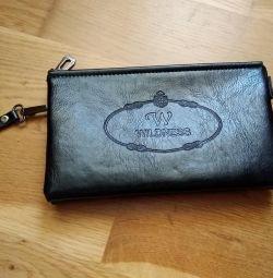 Puneți portofelul noului bărbat