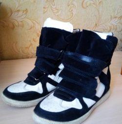 Женская обувь демисезонная