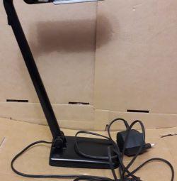 Lampă de masă Lival senior-Bl G23