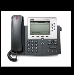 Cisco IP Phone Linksys SPA942 VOIP SIP 4 γραμμών