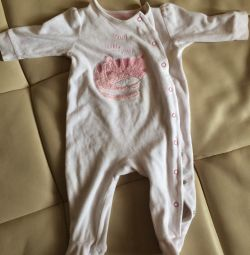 Overalls 3-6 months Mazeka ideally for girls