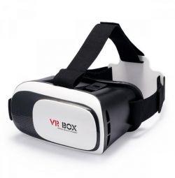 3D sanal gerçeklik gözlükleri