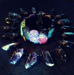 New ornaments from natural stones