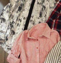 Рубашка pepen и Colin's, цена за 2