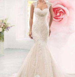 Весільна сукня Navi BLu