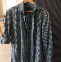 Men's shirt, size m (48-50)