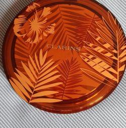 clarins-- Blusher bronzer