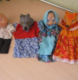 Dolls for Puppet Theater