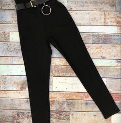 Pantaloni. Trend 2019