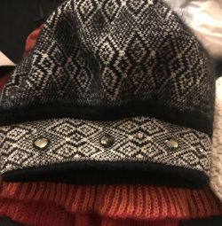 Hat scarf set