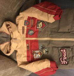 Куртка на 4годика