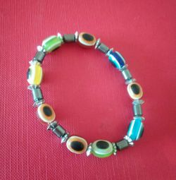 Bracelet from the evil eye