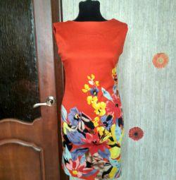 Платье красное Boston новое