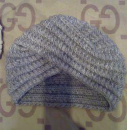 Turban καπέλο