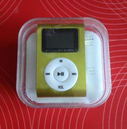 Νέο MP3 player