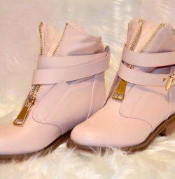 ‼️Новые осенние ботинки!!! Размер 39,41