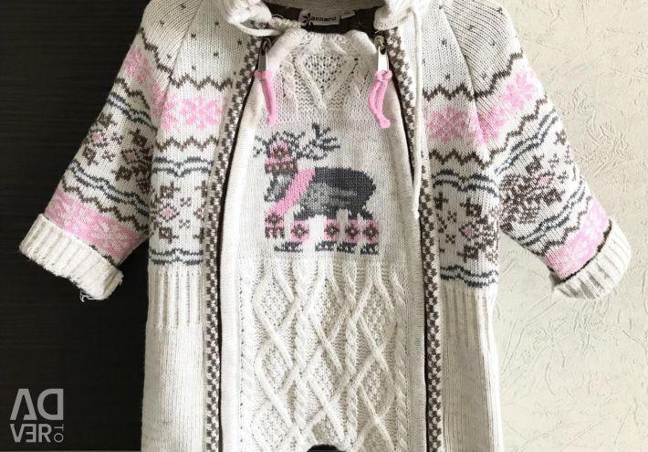 Beautiful overalls of Scandinavian colors