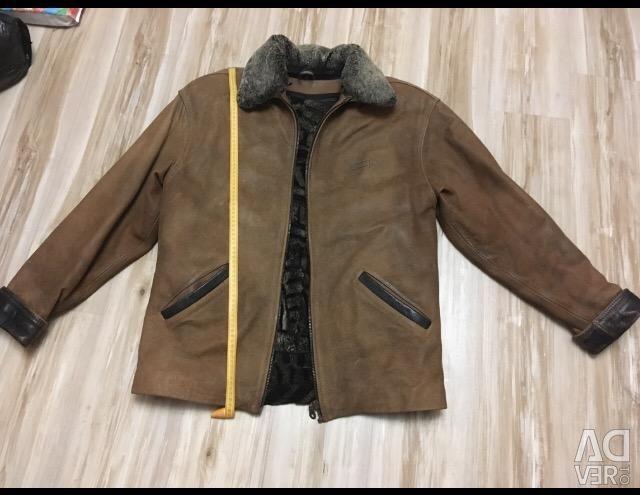 Men's natural jacket