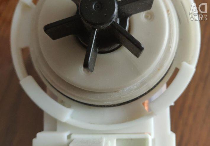 Сливной насос для стиральной машины bosch
