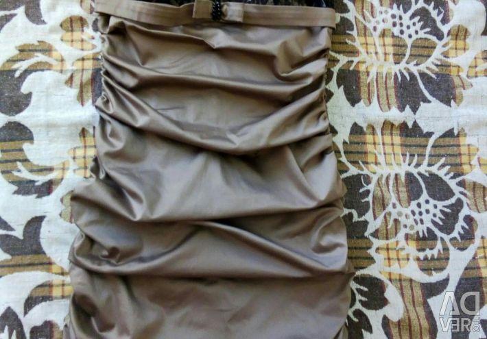 Yeni elbise s.42-44, hediye olarak küpeler