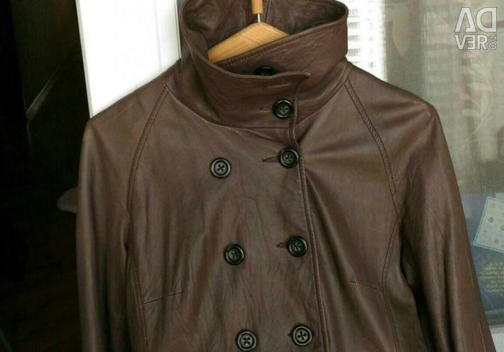 Benetton Leather Jacket